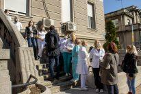 Protest studenata: Studentska poliklinika mora postojati (VIDEO) 26