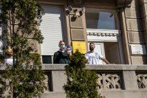 Protest studenata: Studentska poliklinika mora postojati (VIDEO) 11