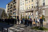 Protest studenata: Studentska poliklinika mora postojati (VIDEO) 9