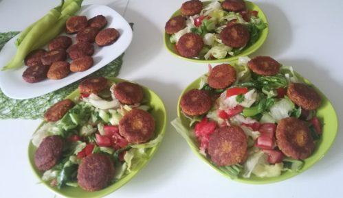 Vege recept: Falafel i humus 3