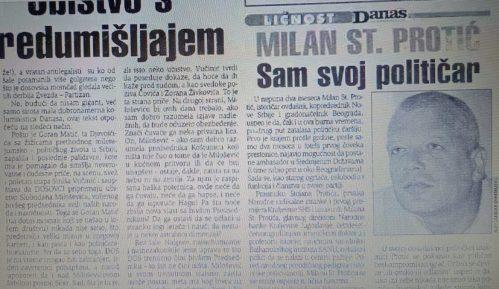 Milan St. Protić štrčao i pre 20 godina 9