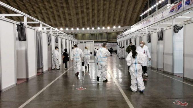 Na Beogradskom sajmu do danas vakcinisano 132.000 građana 1