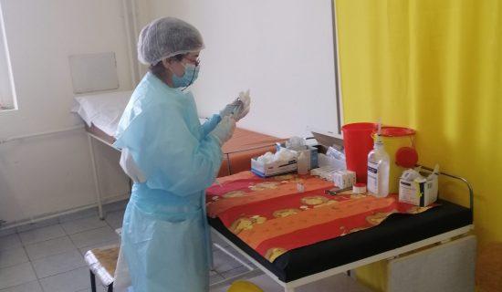Na kovid odeljenjima negotinske bolnice 20, u Opštoj bolnici u Boru 12 pacijenata 1