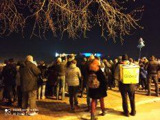 """Na novosadskom keju večeras """"Noć kad je Đole preplivao Dunav"""" (FOTO) 20"""