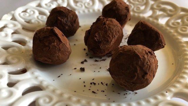 Čokoladne trufle (recept) 1