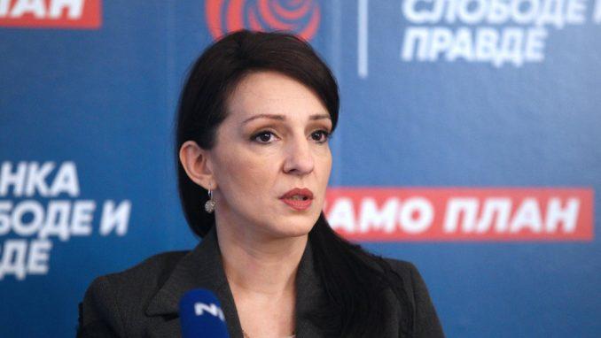 Tepić podnela krivičnu prijavu zbog ugrožavanja bezbednosti u Jagodini (VIDEO) 1