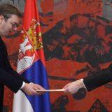 Vučić primio akreditivna pisma novih ambasadora Kanade i Rumunije 14