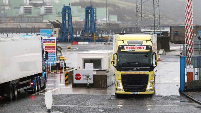 Severna Irska obustavila granične provere u dve luke posle pretnji osoblju 5