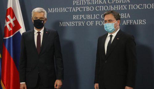 Korčok: Slovačka očekuje napredak Srbije u vladavini prava i dijalogu sa Prištinom 11