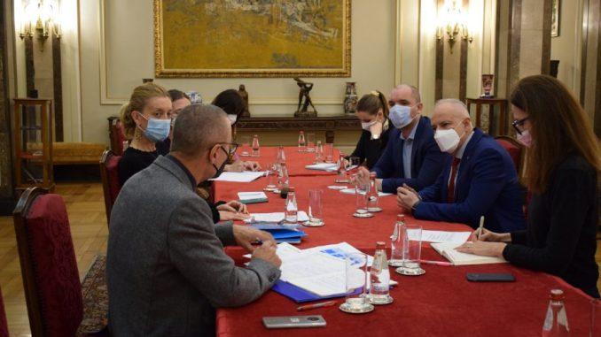Radojičić: Nastavljamo da radimo na poboljšanju kvaliteta vazduha u Beogradu 1