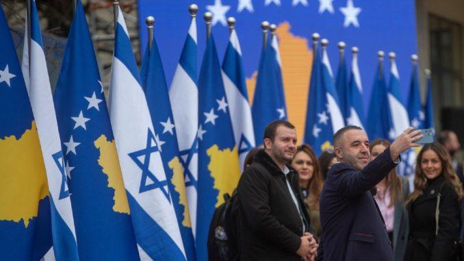 Izrael i Kosovo uspostavili diplomatske odnose 5