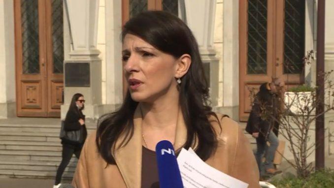 Marinika Tepić očekuje da slučaj iz Jagodine preuzme Tužilaštvo za ogranizovani kriminal 4