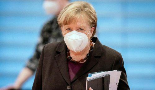 Angela Merkel pozvala SAD da otvore tržište vakcina i dozvole izvoz 13