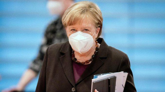 Angela Merkel pozvala SAD da otvore tržište vakcina i dozvole izvoz 3