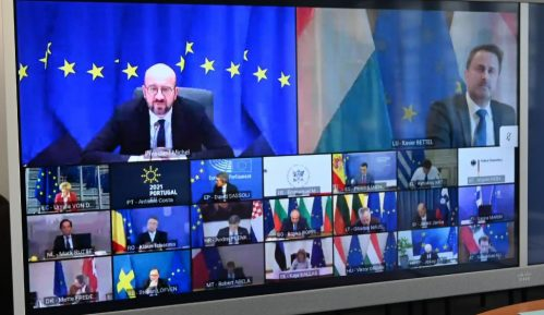 Lideri EU se založili za stroga ograničenja zbog novih sojeva korona virusa 1