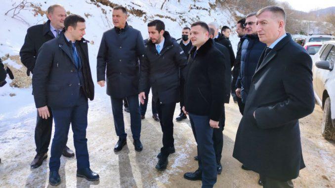 Momirović u Novom Pazaru: Vučić stavio kao prioritet investicije u ovaj kraj 1
