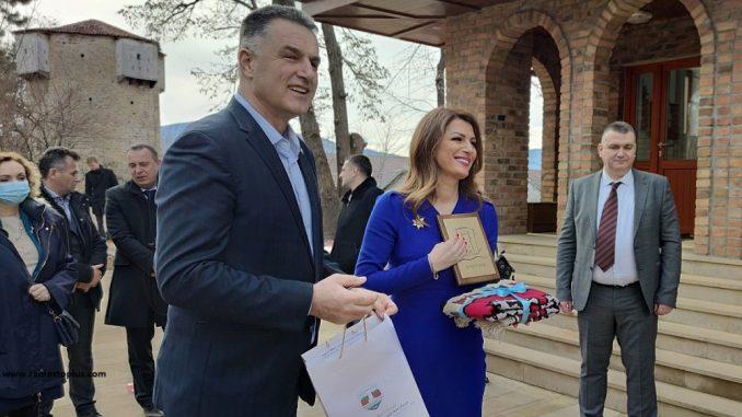 Ministarka Matić najavila nova ulaganja u Novi Pazar 3