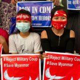 Novi protesti u Mjanmaru 11