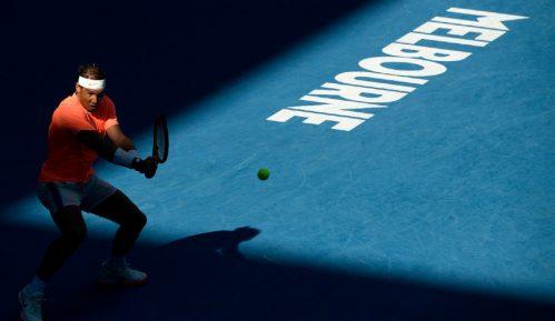 Nadal lako protiv Fonjinija za četvrfinale Australijan opena 6