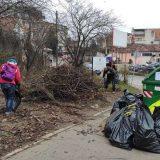 Ne davimo Beograd: Čišćenje okretnice autobusa 26 ponovo 20. februara 12