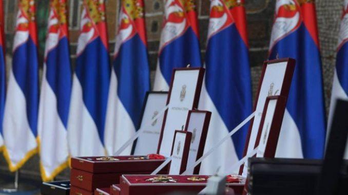 Vučić uručio 170 odlikovanja povodom Dana državnosti Srbije 1