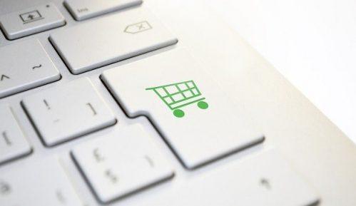 Blagi rast kupovine preko interneta u Srbiji u odnosu na zemlje EU 3