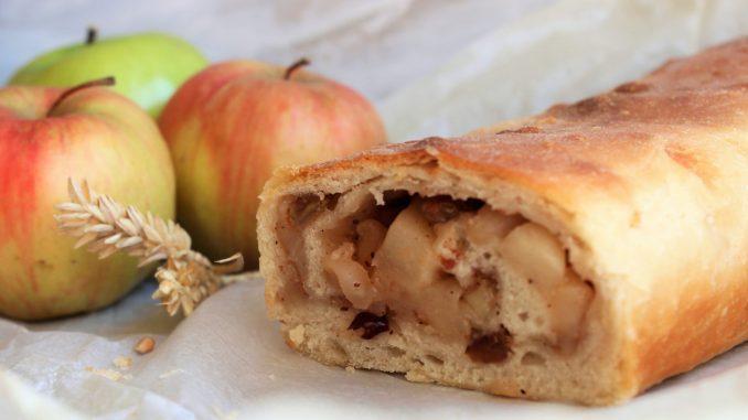 Recept nedelje: Štrudla sa jabukama 2