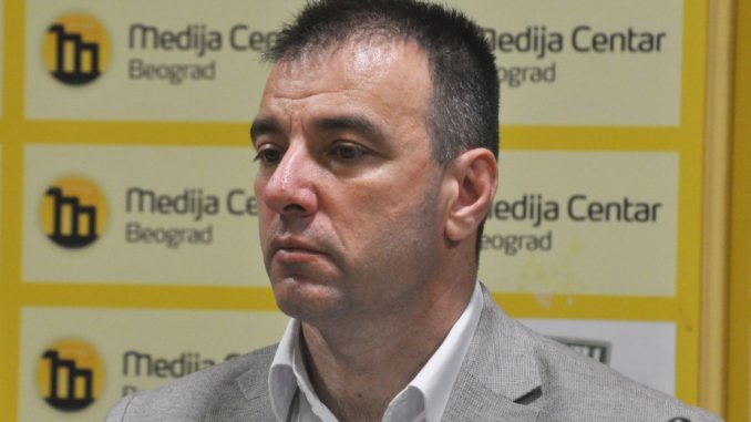 Opozicionu scenu i Tviter uzburkao povratak Saše Paunovića u DS 4