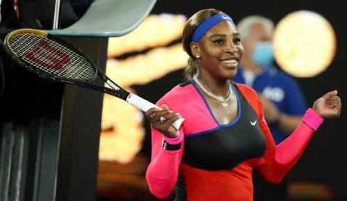 Serena Vilijams u polufinalu Otvorenog prvenstva Australije 7