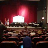 Novopazarska Skupština grada nastavlja zasedanje, juče razmatrali samo četiri tačke 9