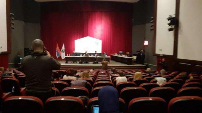 Novopazarska Skupština grada nastavlja zasedanje, juče razmatrali samo četiri tačke 5