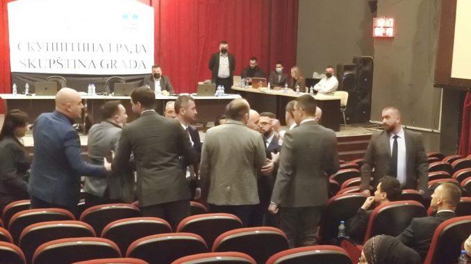 SDA Sandžaka osudila ponašanje u Skupštini Novog Pazara 4