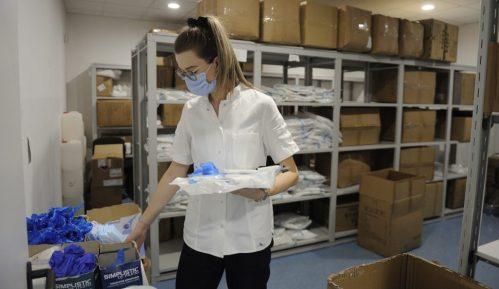 UNICEF isporučio zaštitnu opremu za kovid bolnicu u Batajnici i Kliničkom centru Srbije 1