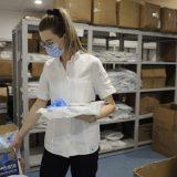 UNICEF isporučio zaštitnu opremu za kovid bolnicu u Batajnici i Kliničkom centru Srbije 8