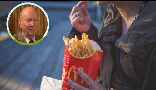 Ričard Mekdonald: Od štanda sa hot dogovima do najvećeg lanca brze hrane 1