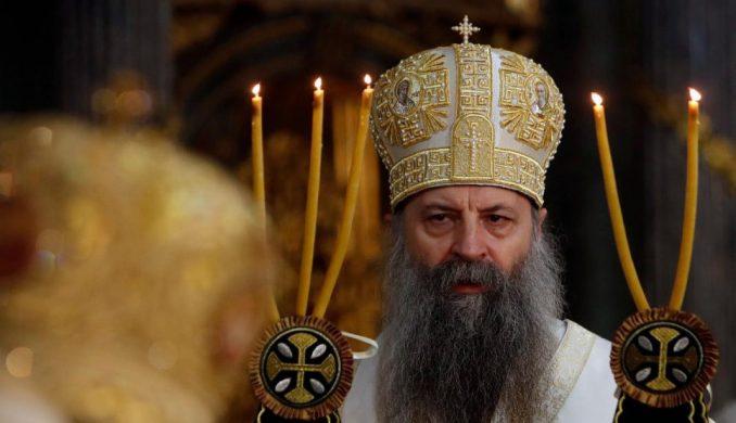 Patrijarh Porfirije tvrdi da nesmetano obavlja sve dužnosti i zahvaljuje na brizi 13