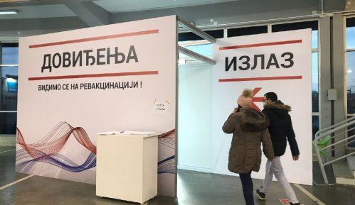 Bekić: Na Beogradskom sajmu vakcinisano više od 80.000 ljudi, revakcinisano 15.000 12