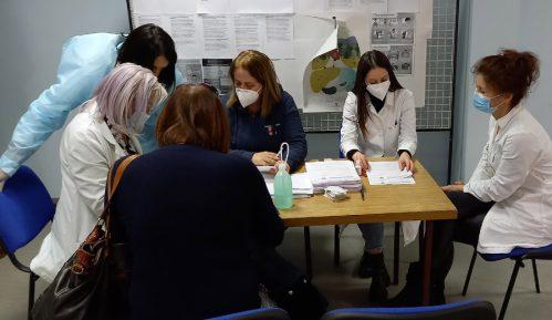 U mestima koja su posle Beograda najveća žarišta vakcinisano od 10 do 15 odsto građana 1