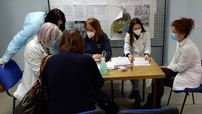 U mestima koja su posle Beograda najveća žarišta vakcinisano od 10 do 15 odsto građana 7