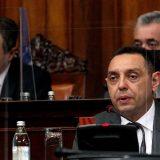 Vulin evropskoj komesarki: Srbija neće biti parking za migrante 12