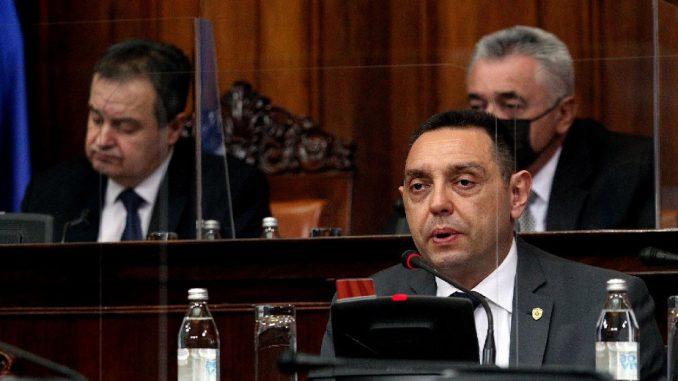 Vulin: Ne mogu da razumem da ima poštovanja za žrtve Srebrenice, a za srpske nema 1
