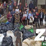 Ne davimo Beograd očistio zelene površine na Voždovcu i Čukaričkoj padini 8
