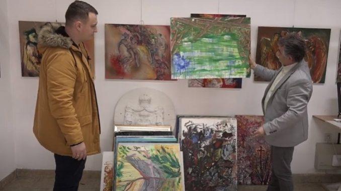Legat homoljskih umetnika u muzeju u Žagubici 1