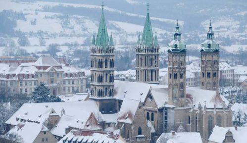 Nemačka i Velika Britanija blokirane snegom 5