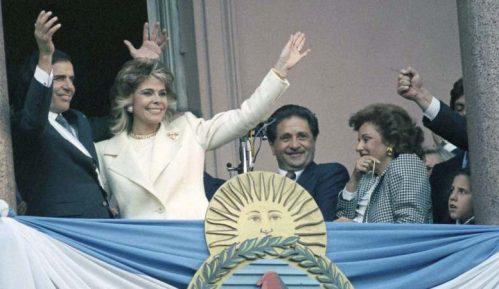 Umro bivši predsednik Argentine Karlos Menem 3