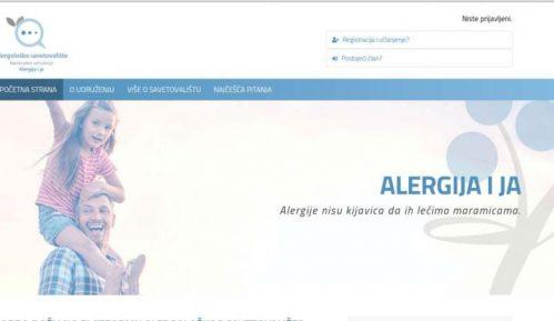Otvoreno internet besplatno alergološko savetovalište 13