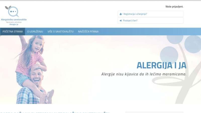 Otvoreno internet besplatno alergološko savetovalište 1
