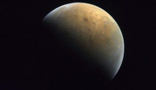Ujedinjeni Arapski Emirati objavili sliku Marsa snimljenu iz njihove sonde 3