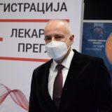 Radojičić: Očekuje se u narednim danima 50 odsto vakcinisanih u Beogradu 9