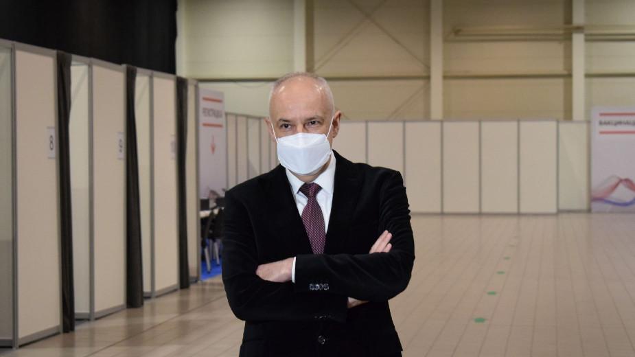 Radojičić: Želeo bih da kao gradonačelnik ostanem upamćen po izgradnji nove dečje bolnice u Tiršovoj 1